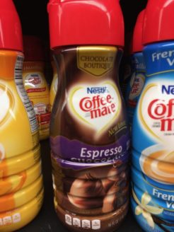 Nestle Coffeemate Espresso Dark Chocolate