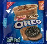 Oreo Dunkin Donuts Mocha