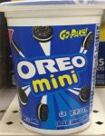 Oreo Mini Becher