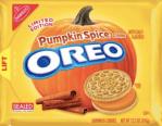 Oreo Pumpkin Spice