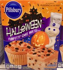 Pillsbury Halloween Cake Mix