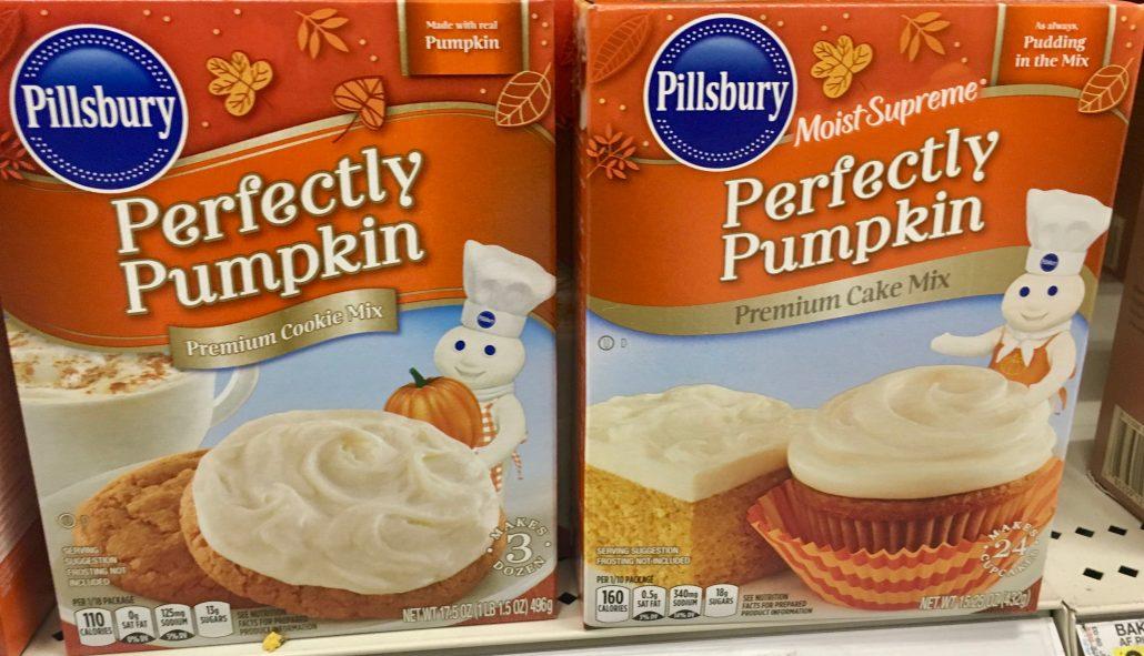 Pillsbury Perfect Pumpkin