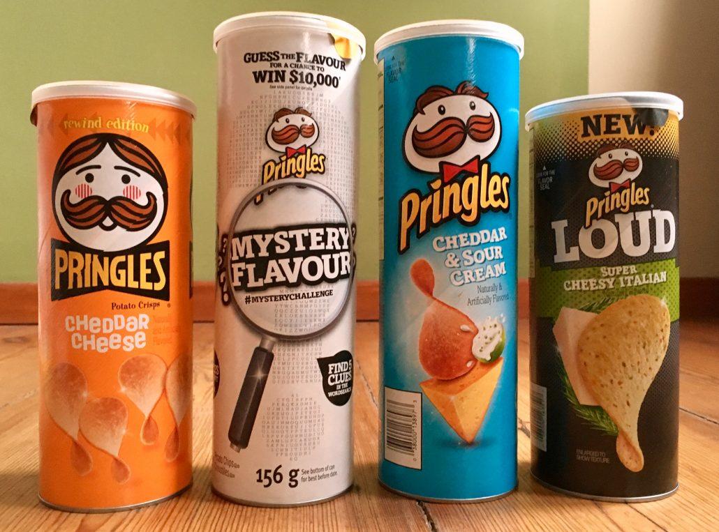Pringles Retro-Loud-Mystery