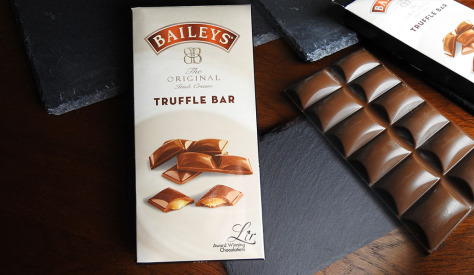 Baileys Truffle Riegel Bar