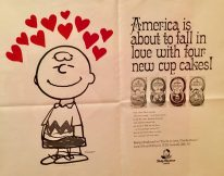 Charlie Brown Dolly Madison Cakes