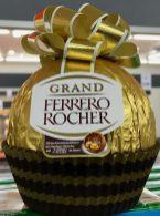 Ferrero Rocher Riesenkugel