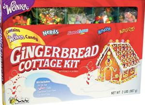 Gingerbread Cottage Kit