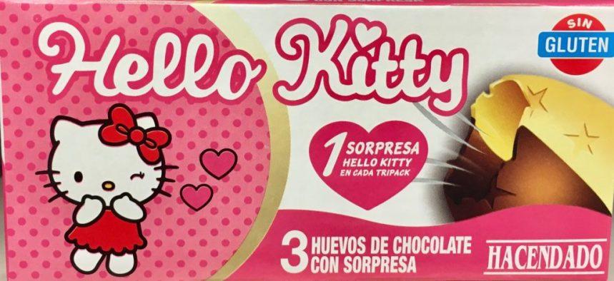 Hello Kitty Überraschungseier
