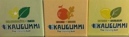 """Das Kaugummi"" The Chewing Gum"