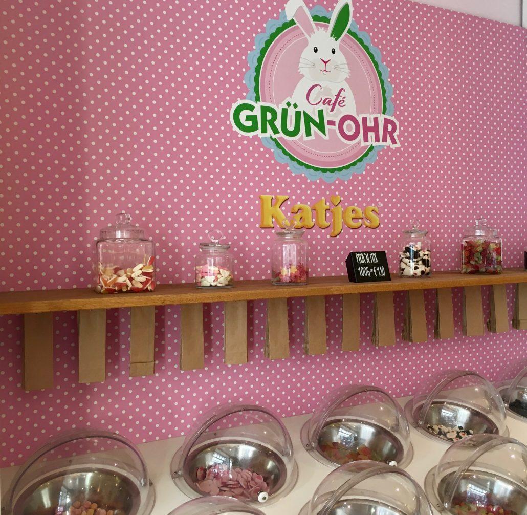 Katjes Grün-Ohr Candy Bulk