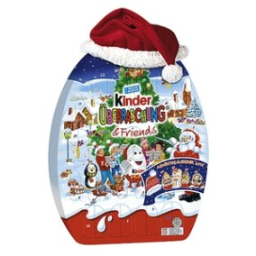Kinder-Überraschung-Friends-Adventskalender