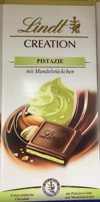 Lindt Creation Pistazie Mandel