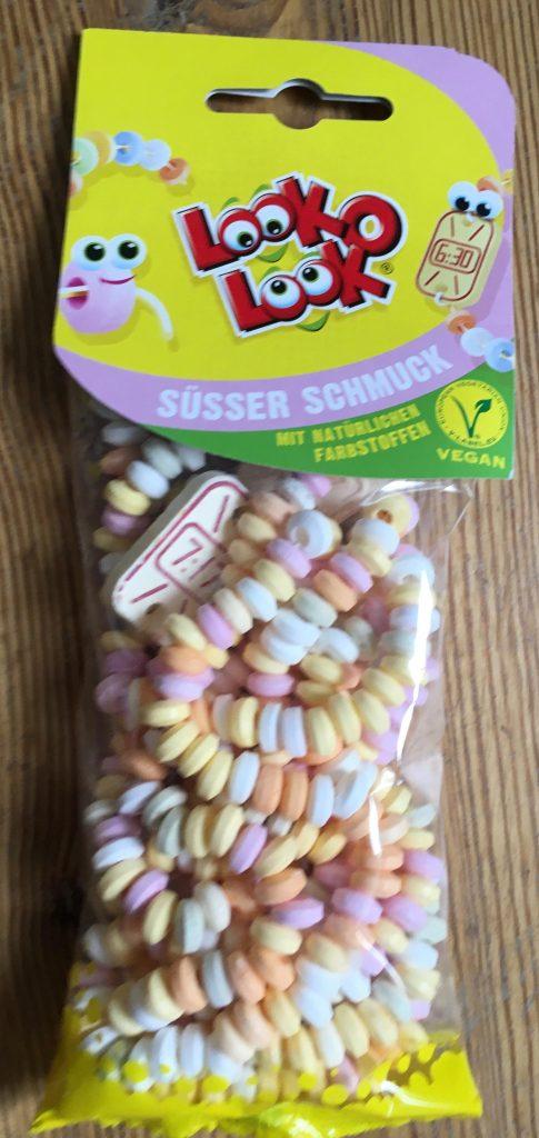Look-O-Look Süßer Schmuck Zuckerkette