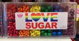 Love Sugar Candy Rainbow