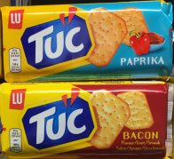 Lu TUC Cracker Paprika Bacon