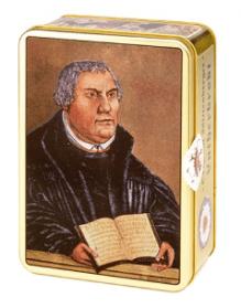 Wikana Lutherbrot Geschenkdose