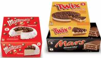 Mars Tiefkühltorten Maltesers Twix Mars