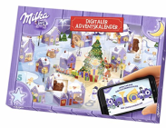 Milka Adventskalender Interaktiv