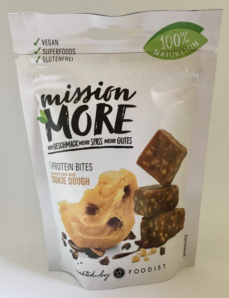 Mission More Protein Bites