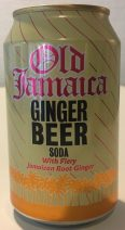 Old Jamaica Ginger Beer Soda