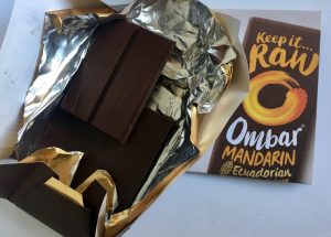 Ombar RAW Chocolate Roh-Schokolade