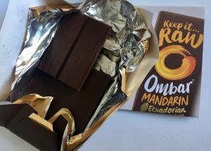 Ombar RAW Chocolate Roh-Schokolade