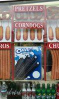 Churros Oreo