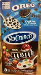 YoCrunch Joghurt Oreo M+M