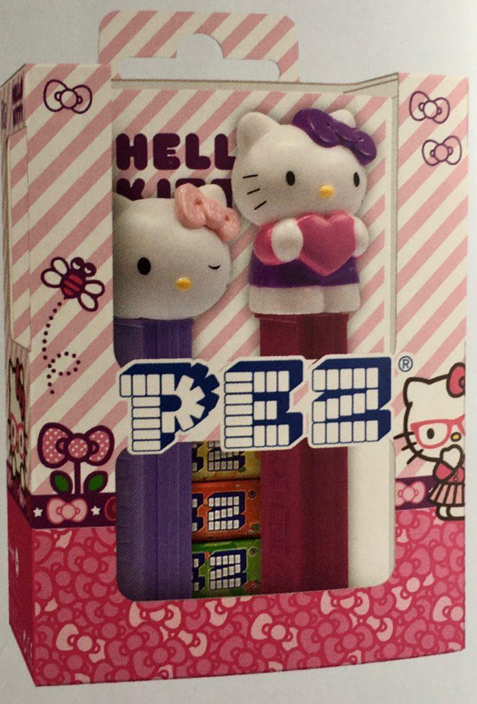 PEZ Hello Kitty Box