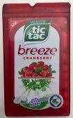 TicTac Breeze Cranberry