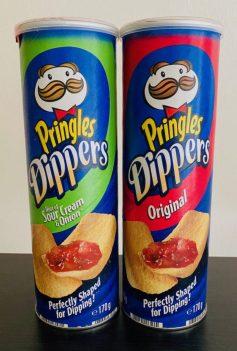 Pringles Dippers Sour Cream+Onion-Original 170G