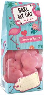Conrad Schulte GmbH Bake my day Flamingo Herzen Kekse