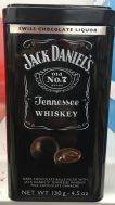 Alkohol-Marken auf Süßigkeiten: Whiskey-Schoko-Pralinen von Jack Daniel's
