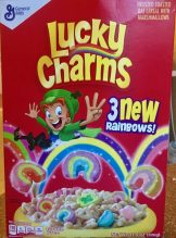 Lucky Charms General Mills 3New Rainbows