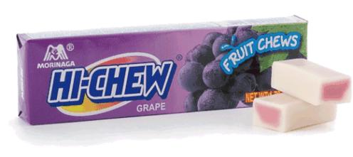 Morinaga Hi-Chew Grape Concord