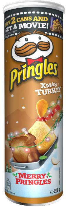 Pringles XMas Turkey