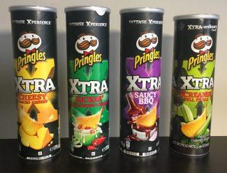 Pringles Xtra 2014