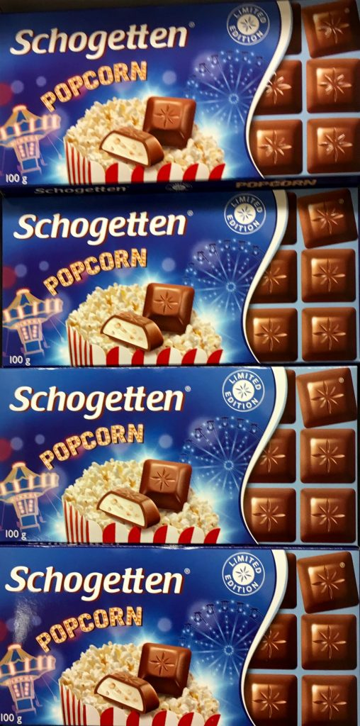 Schogetten Popcorn
