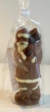 Schokoladenweihnachtsmann von Brandt Schokoladen
