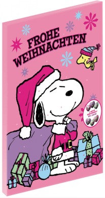Snoopy Peanuts Adventskalender