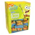 Spongebob Schwammkopf Krabby Patties Candy Nickelodeon