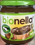 Bionella Nussnougatcreme