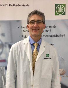 DLG Sensorik Seminar Dozent Stephan Schöller