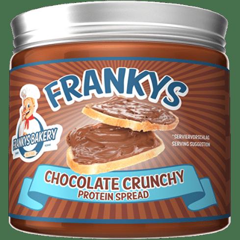 Frankys Chocolat Crunchy Protein Spread