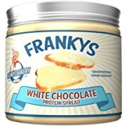Frankys White Chocolate Protein Spread
