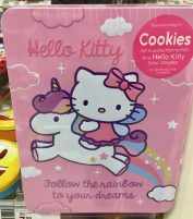 Hello Kitty Einhorn Cookies