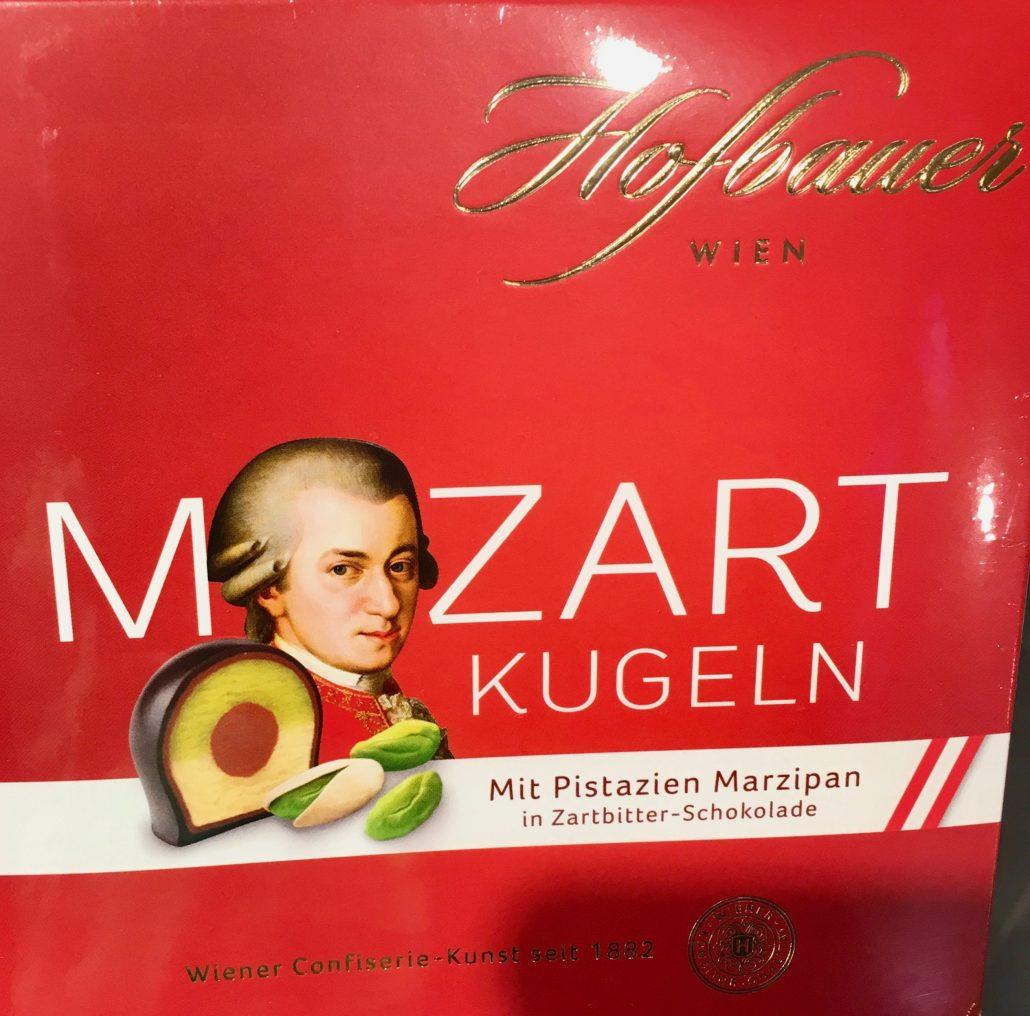 Hofbauer Mozartkugeln
