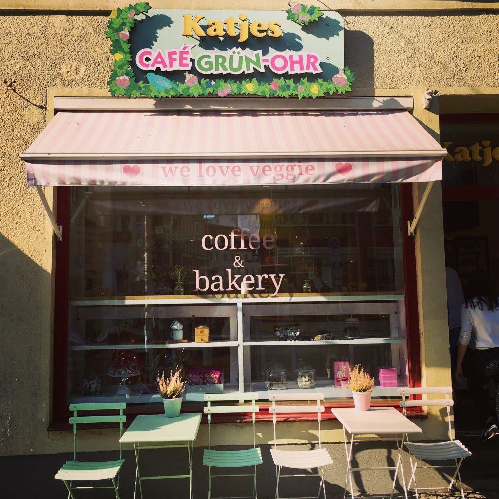 Katjes Cafe Grünohr außen