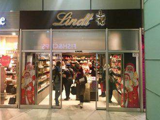 Lindt-Shop Berlin-Friedrichstraße