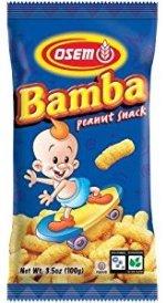 Osem Bamba Flips Erdnuss